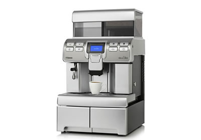 aulika coffee machine hire