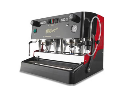Espresso coffee machine rental