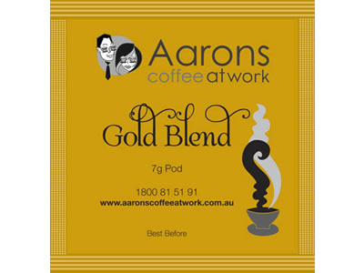 Pods Quote Captivating Gourmet Espresso Coffee Beans And Coffee Pods  Aarons Coffee At Work