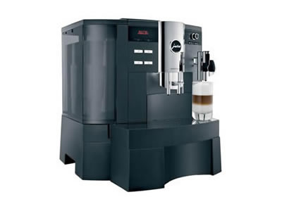 jura xs9 classic office coffee machine hire