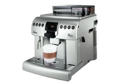 philips saeco royal one touch coffee machine hire