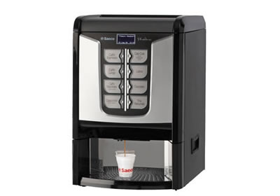 saeco phedra non fresh milk coffee machine