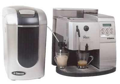 seaco royal cappuccino coffee machine