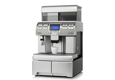 aulika coffee machine hire